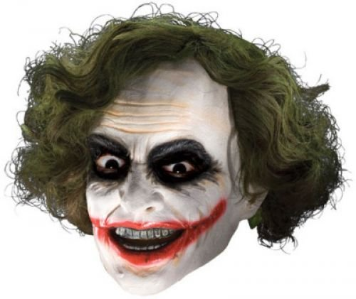 The Joker Maske Original aus Batman dark knight