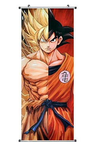 CoolChange Kakemono/Poster de la Serie Dragon Ball,...