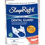 Sleep Right Secure Comfort Dental Guard by POWER PROD (English Manual)