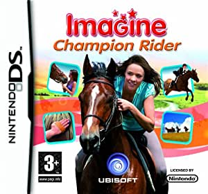 Imagine: Champion Rider (Nintendo DS)