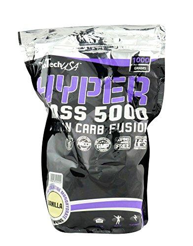 Hyper Mass 5000 BioTech - 1kg Karamel-Capuccino