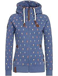 Naketano Female Zipped Jacket Komm Kloppe II