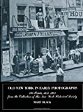Old New York in Early Photographs: 1853-1901