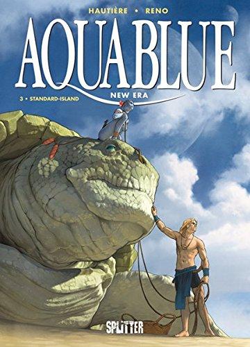 Aquablue – New Era. Band 3: Standard-Island