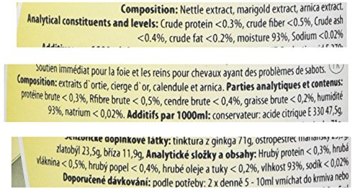 cdVet Naturprodukte EquiGreen ReheX 500 ml