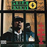 Public Enemy: It Takes a Nation of Millions (Limited Back to Black Vinyl) [Vinyl LP] (Vinyl)