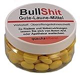 "Lustige Pille ""BullShit Gute-Laune-Mittel"" (Traubenzucker)"
