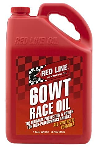 Red Line 10605 20W-60 Race Oil - 1 Gallon Jug by Red Line Oil