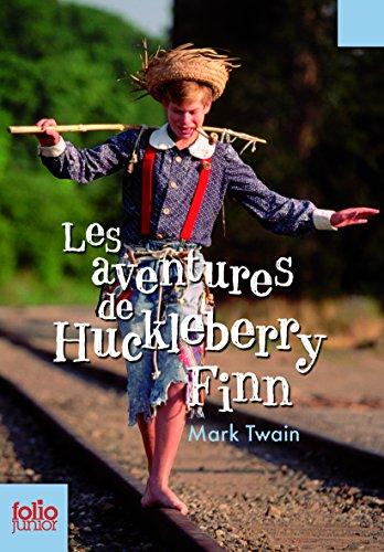 Les Aventures De Huckleberry Finn (Folio Junior) par Mark Twain