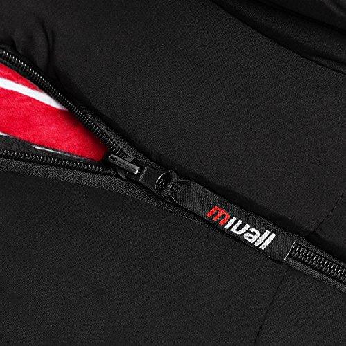 Mivall Monster extrabreiter Deckenschlafsack Doppelschlafsack XXL Schlafsack - 6