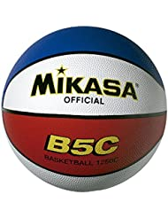 Mikasa B5 - Balón de goma para niños, multicolor, tamaño 5