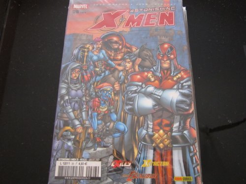 ASTONISHING X-MEN N° 26 (2007) comics vf