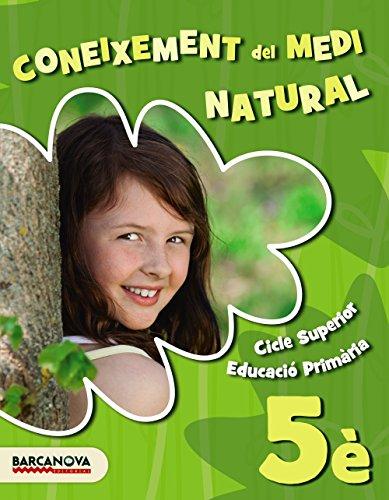 Medi natural 5è. Llibre de l ' alumne (Materials Educatius - Cicle Mitjà - Coneixement Del Medi Natural) - 9788448943059