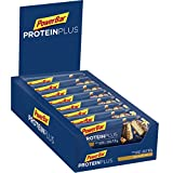 POWERBAR ProteinPlus Barretta Proteica (Scatola da 15), Caramel Vaniglia