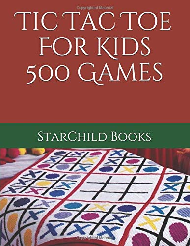 Tic Tac Toe For Kids 500 Games
