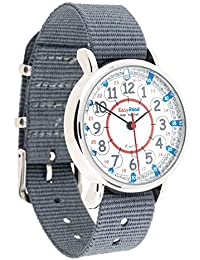 Easyread Time Teacher Erw-rb-24 montre 12–24 Gris Sangle
