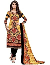 Zaffaz Unstitched Cotton Dress Material Free Size and Delivery NR5007