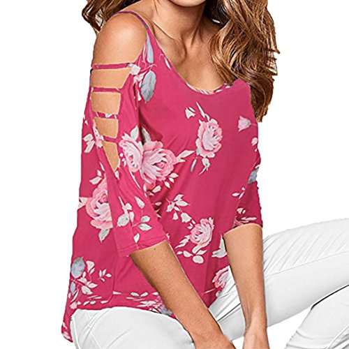 iHENGH Damen Bandagen ärmellose Weste Top Musical Notes Drucken Strappy Tank Tops Bluse T Shirt
