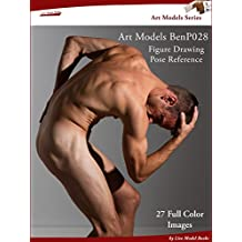 Art Models BenP028: Figure Drawing Pose Reference (Art Models Poses)