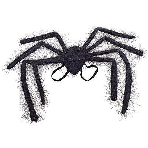 shoperama Glitzernde Spinnenbeine Zum Umschnallen Tarantel Spinne Flügel Spider Halloween