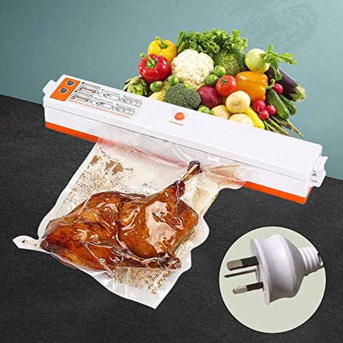 DIGIMALL Food Sealer Storage Bags Seal Packaging Machine Sealing Vacuum Household Film