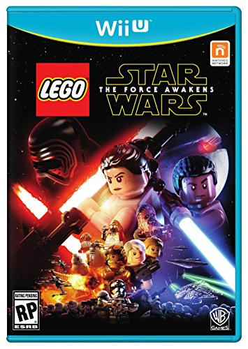 Warner Bros LEGO Star Wars: The Force Awakens WiiU - Juego (Wii U, Acción / Aventura, 28/06/2016, E10 + (Everyone 10 +), ENG, Básico)