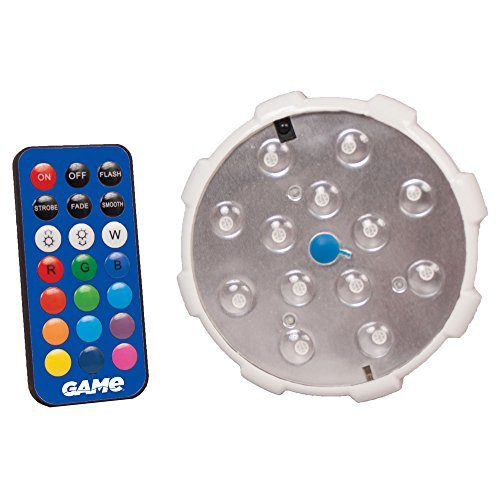 GAME 4307 Changement de couleur LED Pool Wall Light