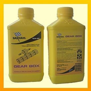 BARDAHL GEAR BOX 10W-30 Spezialöl für Rollergetriebe - 1 Liter-Flasche