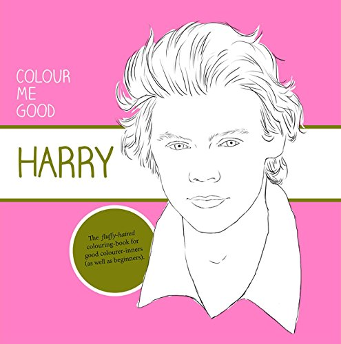 Colour Me Good: Harry Styles