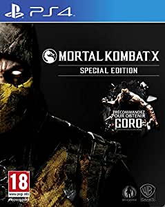 Mortal Kombat X - édition spéciale