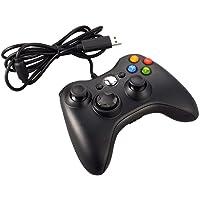 JAMSWALL Manette filaire Xbox 360 Filaire GamePad Controller Manette du Contrôleur de Jeu Filaire Pour PC / Android / TV…