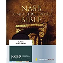 Holy Bible: New American Standard Version, Black, Bonded Leather, Reference