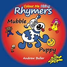 Colour Me Rising Rhymers: Mubble Puppy