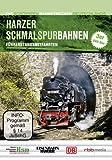 Im Führerstand. Harzer Schmalspurbahn im Paket, 3 DVD-Video