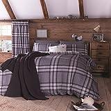 Catherine Lansfield Kelso - Juego de sábanas + bajera, para cama de 105 cm