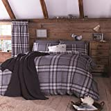 Catherine Lansfield Kelso - Juego de funda nórdica para cama de 135 cm