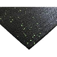 Antirutschmatte Bautenschutzmatte Gummigranulat- Antivibrationsmatte 600x600 mm 5 mm dick