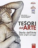 Tesori dell'arte. Storia dell'arte-Guida allo studio. Per la Scuola media. Con e-book. Con espansione online