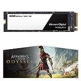 WD Black SSD NVMe WDS500G2X0C Unità a Stato Solido, 500 GB, NVMe ad Alte Prestazioni