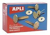 APLI 12577 - Encuadernadores metálicos con