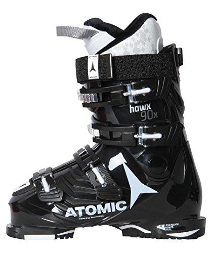 Atomic Damen Skischuhe HAWX 1.0 90X W schwarz/Weiss (910) 27,5