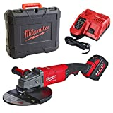 Milwaukee M18FLAG230XPDB-121C Akku-Winkelschleifer