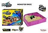 Tavitoys-11501 Pista Arena Monster Race Maisto con Vehiculo, Multicolor (11501)