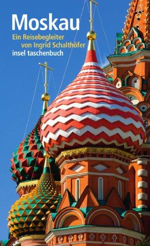 Moskau: Ein Reisebegleiter (insel taschenbuch) - Stadtplan Moskau