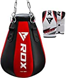 RDX Heavy Boxing Uppercut Maize Punch Bag Filled MMA Punching Training Sparring