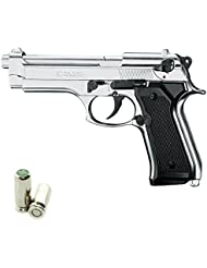 Pistola a Salve KIMAR Beretta 92 Cal.9 PAK   Top Firing   Acciaio