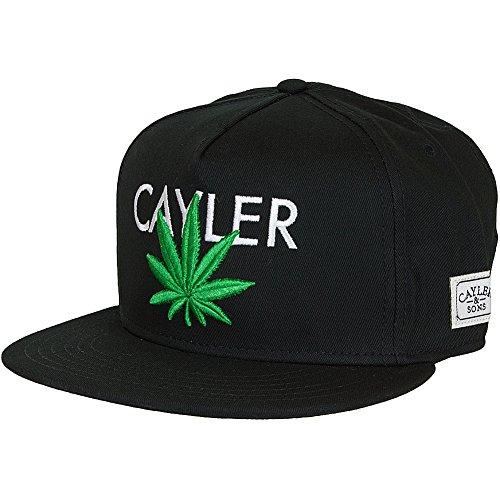 Cayler & Sons -  Cappellino da baseball  - Uomo Nero  nero