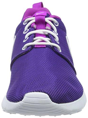 Nike Roshe One (Gs), Scarpe da Ginnastica Unisex – Bambini Viola (Violett (506 COURT PURPLE/HYPR TRQ-HYPR VLT))