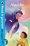 Best Books For 8 Year Old Girls - Aladdin: Read it Yourself with Ladybird (Level3) Review