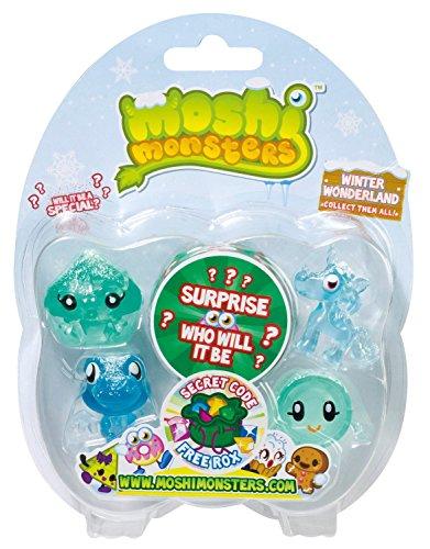 Moshi Monsters Winter Wunderland Moshlings [UK Import]
